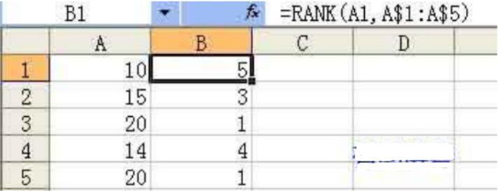excel函数考点6