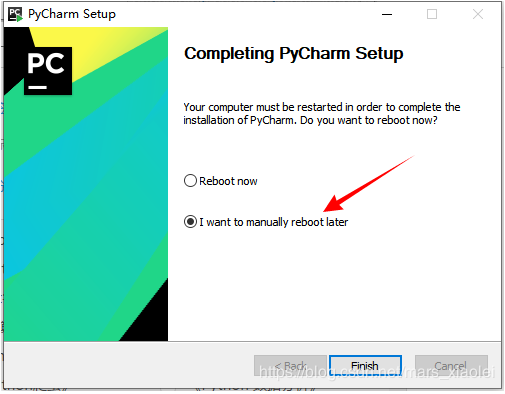 pycharm永久注册激活码及详细安装教程(亲测有效)第七张图