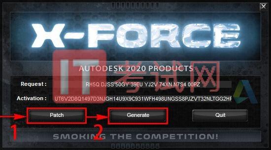AutoCAD2020下载及安装教程(附注册机序列号和密钥)19