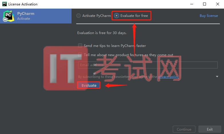PyCharm2020.1永久注册激活码及详细安装教程(亲测有效)08