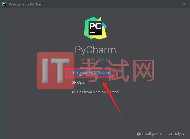 PyCharm2020.1永久注册激活码及详细安装教程(亲测有效)09
