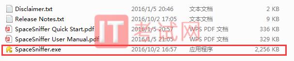 spacesniffer下载及使用教程(内附spacesniffer怎么设置中文)2